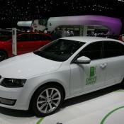 Nova ŠKODA Octavia G-Tec: Više od hiljadu kilometara za manje od 40 evra