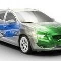 Volvo predstavlja novi V60 BI-fuel